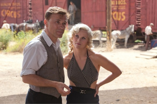 WATER FOR ELEPHANTS movie photo