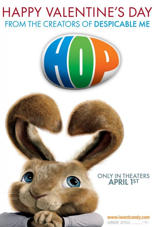 Hop movie poster 2