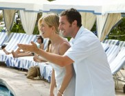 JUST GO WITH IT movie photo with Jennifer Aniston and Adam Sandler
