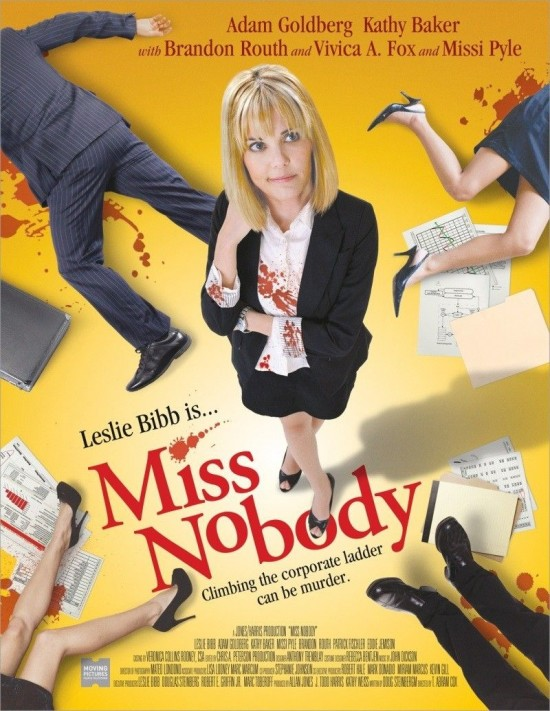 Miss Nobody movie poster