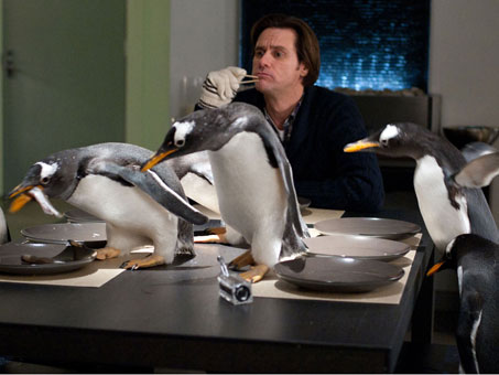 Mr Poppers Penguins movie photo