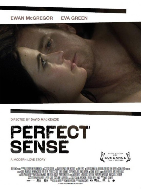 Perfect Sense movie poster