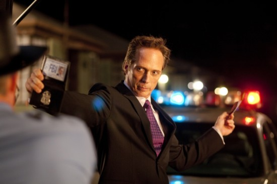 DRIVE ANGRY 3D movie photo with William Fichtner