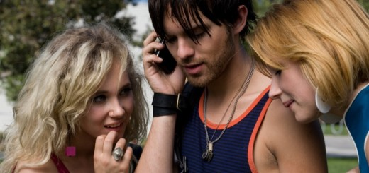 Kaboom movie photo with Juno Temple, Thomas Dekker, and Haley Bennett
