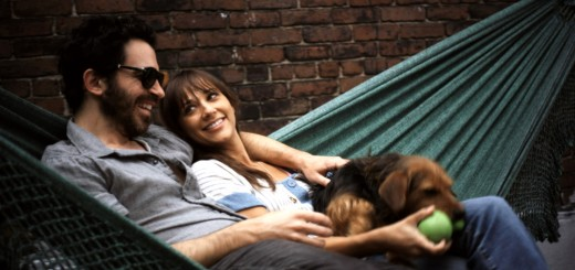 monogamy movie photo with Chris Messina and Rashida Jones