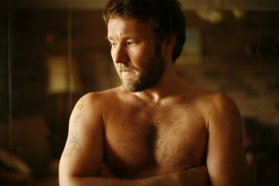 say nothing movie photo with Joel Edgerton