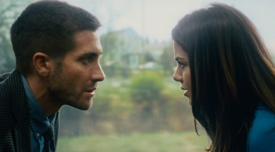 source code movie photo with Jake Gyllenhaal and Michelle Monaghan