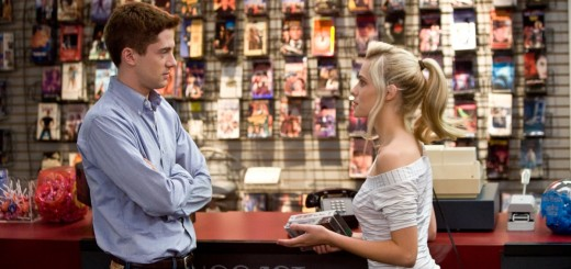 Take Me Home Tonight movie photo with Topher Grace and Teresa Palmer