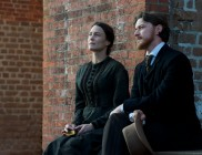 The Conspirator movie photo with Robin Wright and James McAvoy