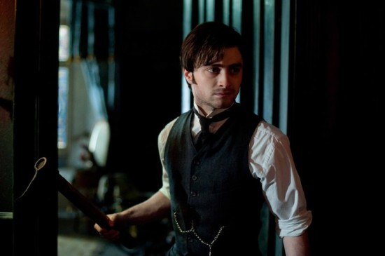 the woman in black movie photo daniel radcliffe