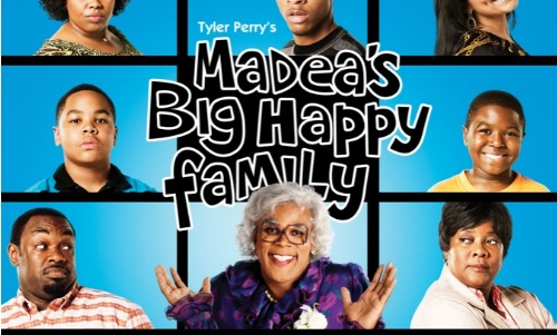 Tyler Perry Madeas Big Happy Family movie