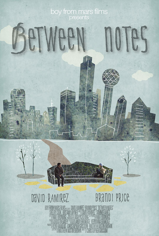 Between Notes movie poster
