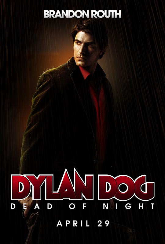 Dylan Dog Dead of the Night Movie poster