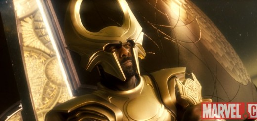 Idris Elba as Heimdall Thor movie photo