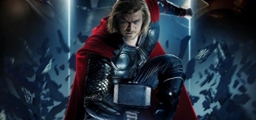 Thor international movie