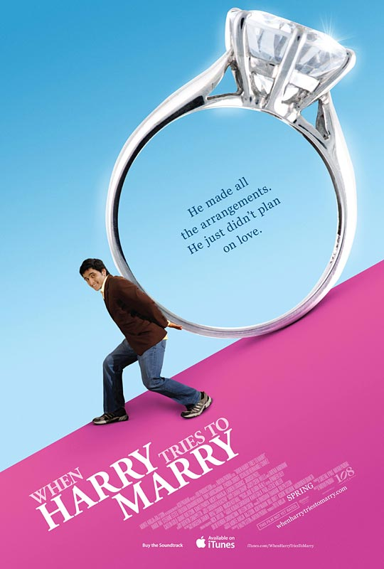 When Harry Tries to Marry movie poster