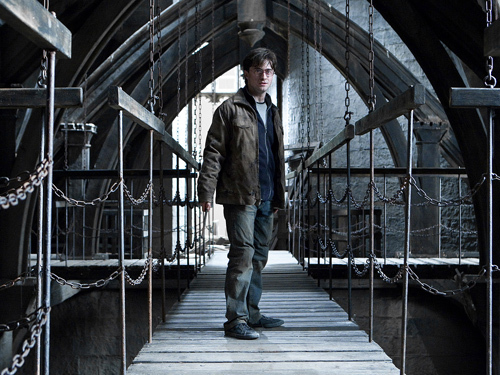 harry potter and the deathly hallows part 2 daniel radcliffe