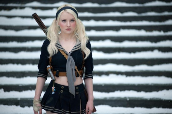 Sucker Punch - Emily Browning as Babydoll