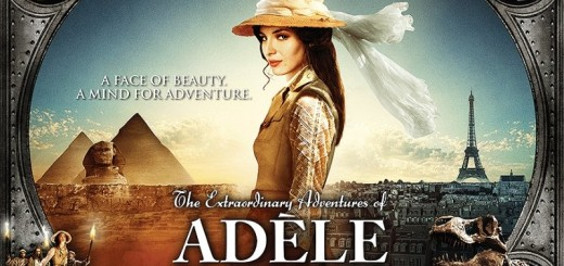 The Extraordinary Adventures of Adele Blanc-Sec movie poster