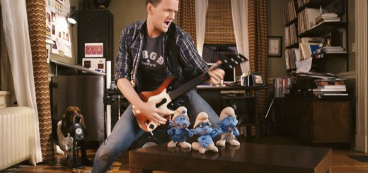 The Smurfs movie photo with Neil Patrick Harris