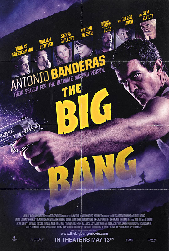 The Big Bang movie poster