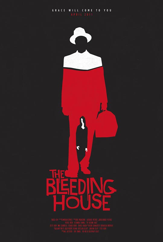 The Bleeding House movie poster