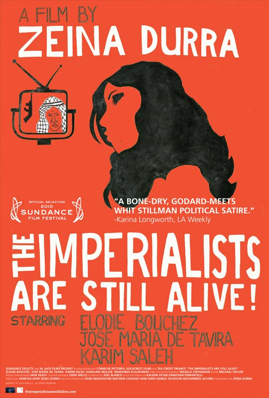 The Imperialists Are Still Alive movie poster