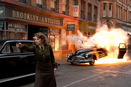 Captain America: The First Avenger movie photo 08 Hayley Atwell