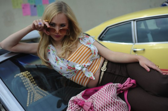 DIRTY GIRL movie photo - Juno Temple