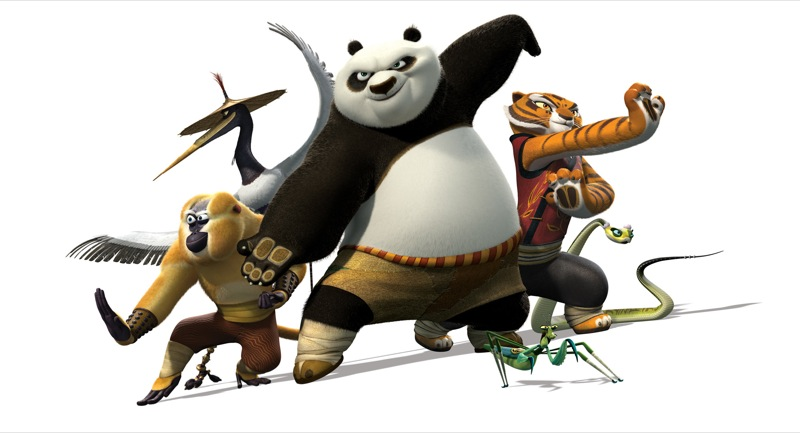 KUNG FU PANDA 2 Character Photos | Film Equals