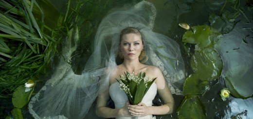 Melancholia movie photo Kirsten Dunst