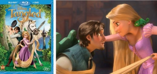 tangled prize pack