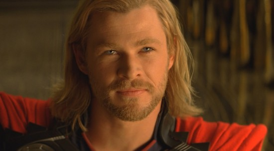 THOR photo with Chris Hemsworth 43