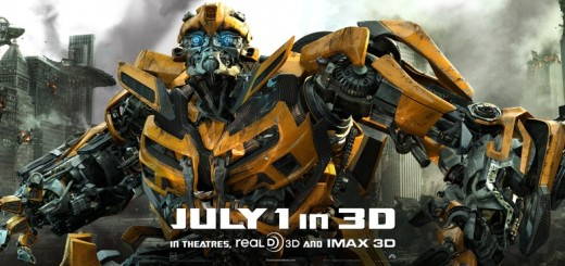 transformers: the dark of the moon bumblebee billboard