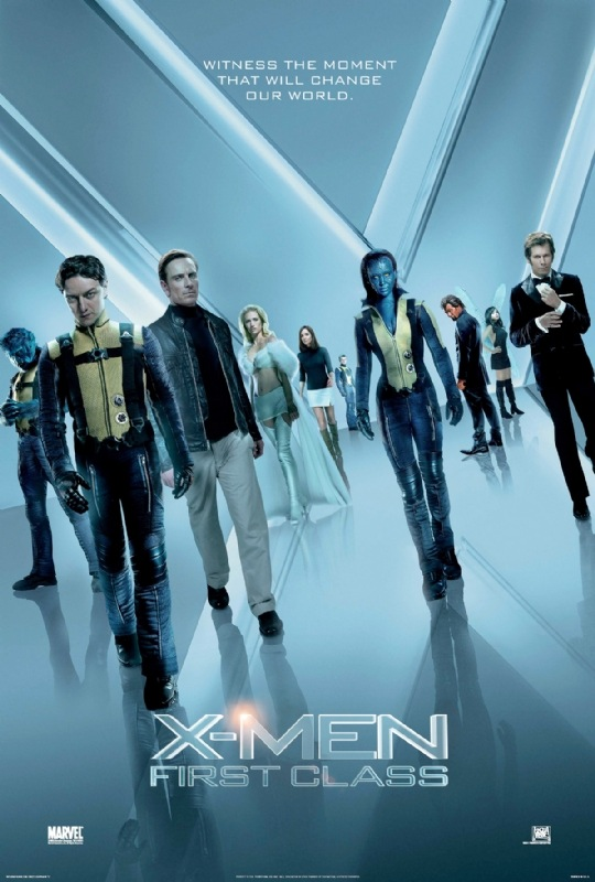 x-men first class movie poster 05