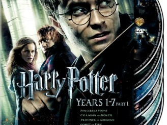 harry potter years 1-7 part 1
