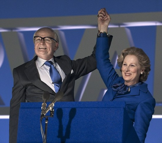 meryl streep maggie thatcher jim broadbent the iron lady