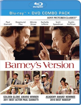 barneys version blu-ray dvd