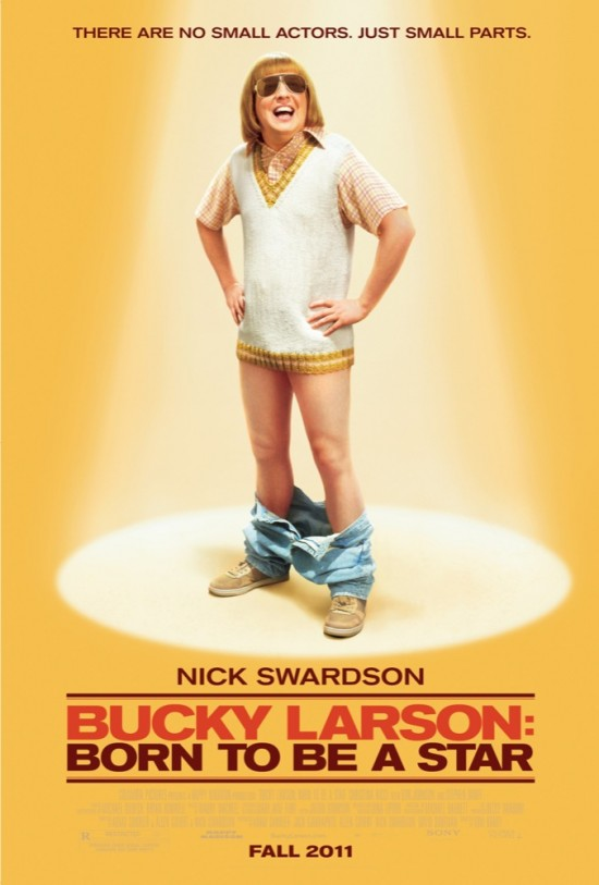 bucky larson born to be a star movie poster