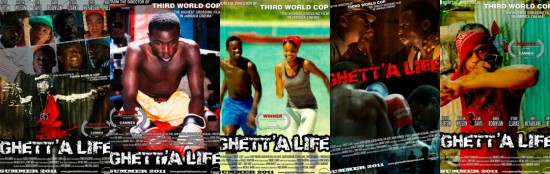 ghett'a life posters