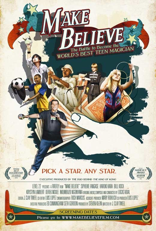 make believe documentary
