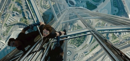mission impossible 4 ghost protocol movie