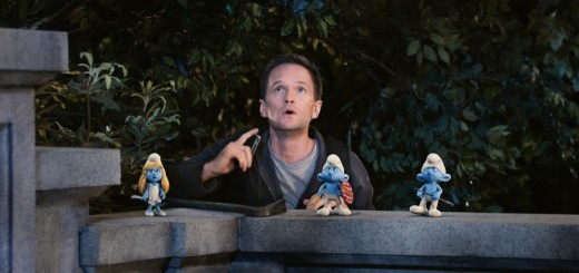 smurfs movie photo