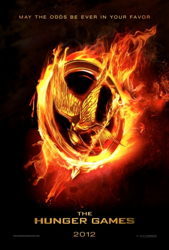 the hunger games movies poster 01
