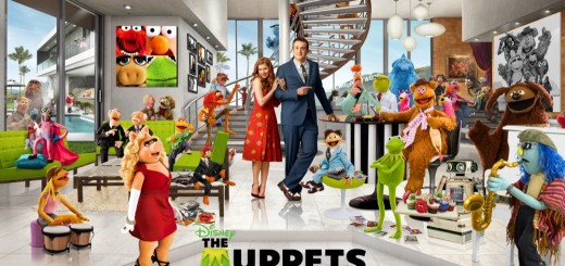 the muppets movie poster 03