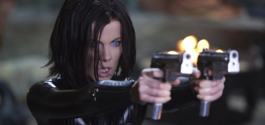 Kate Beckinsale in Underworld Awakening