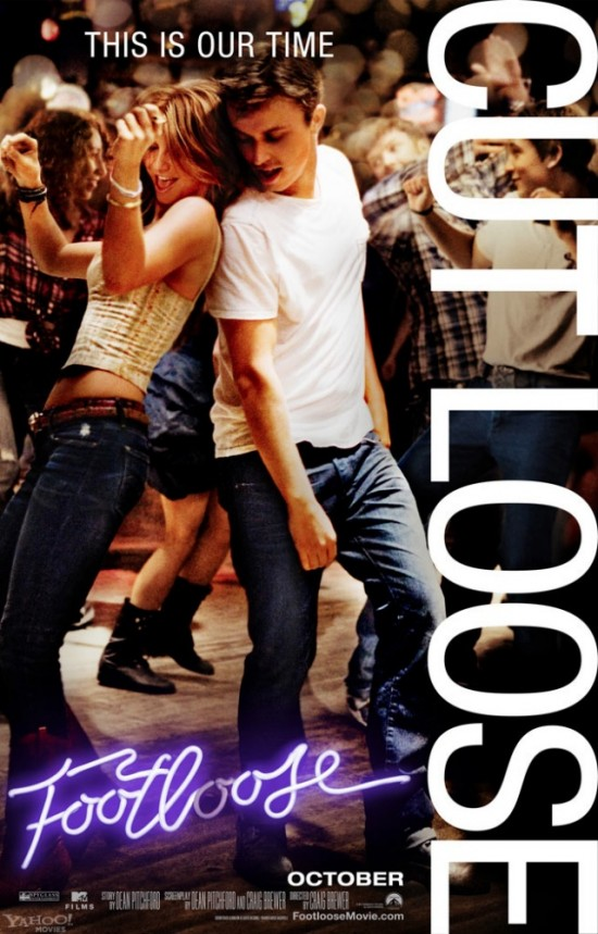 footloose movie poster 02