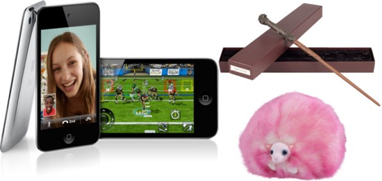 ipodtouch hp wand pygmy puff prize