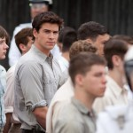 Liam Hemsworth stars as 'Gale Hawthorne' in THE HUNGER GAMES.