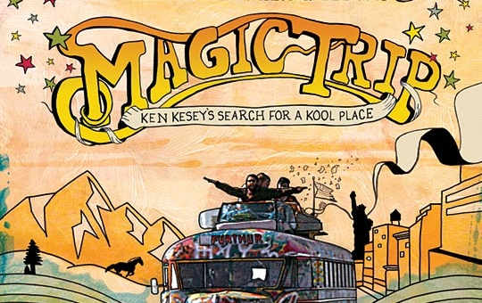 magic trip documentary